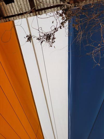 unser Dach über den Köpfen...